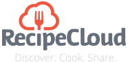 Recipe Cloud App Logo